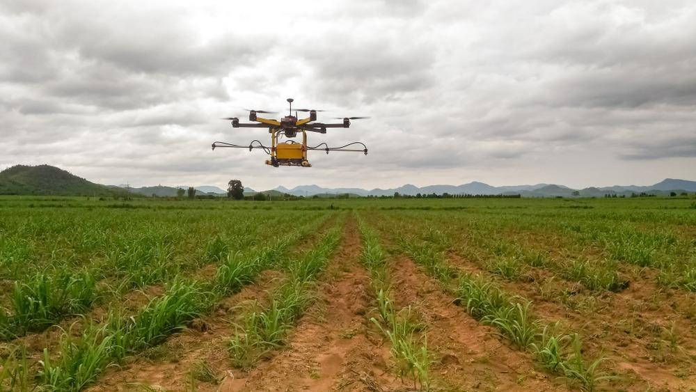 The Benefits of Drones to the Agricultural Industry