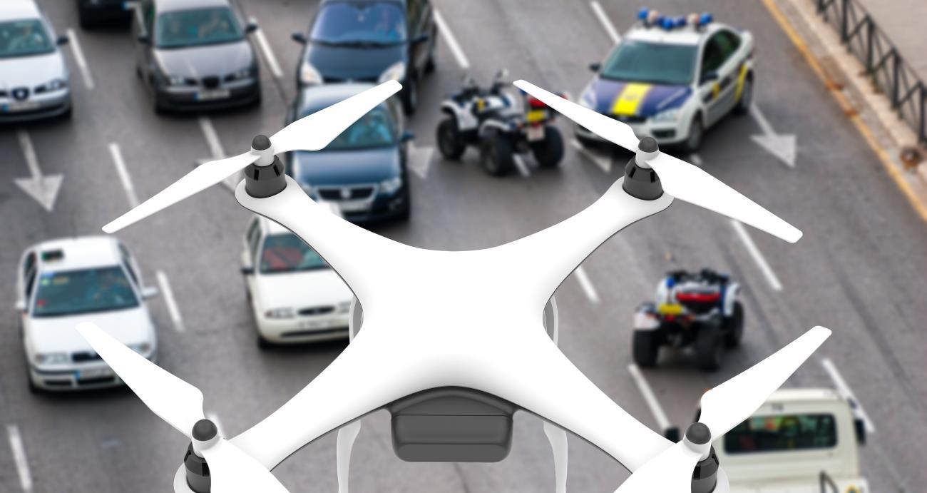 5 Ways Drones Benefit Police