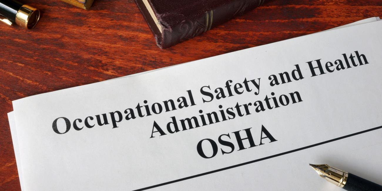 OSHA and Drones