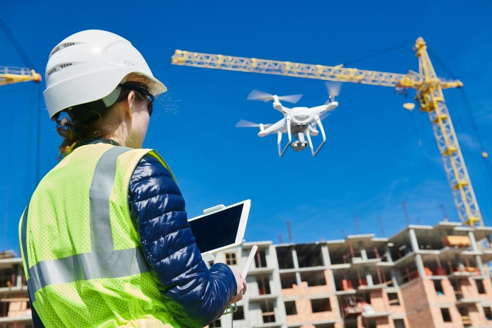 Drones and Construction Safety