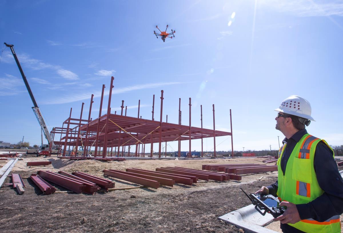 Drone Pilot Services - Hire a Drone Pilot | Drone USA