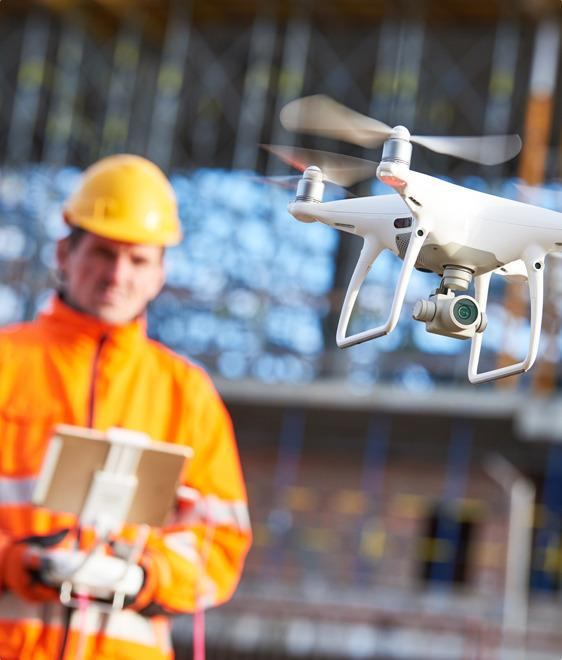 Inspection & Mapping Drones