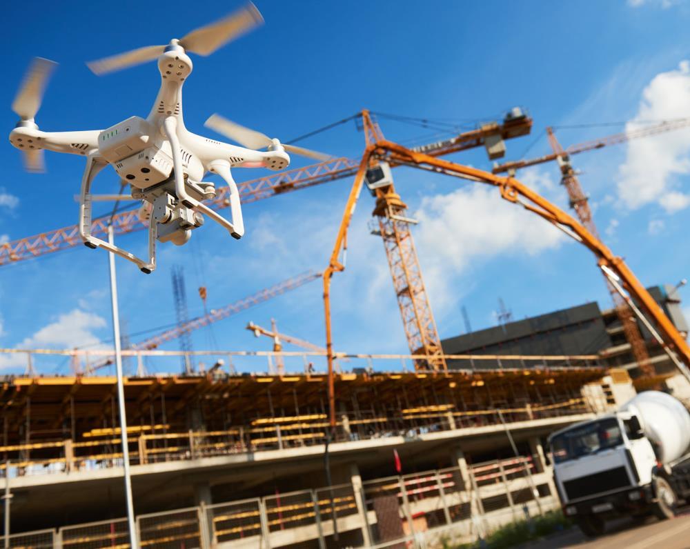 drone logistique