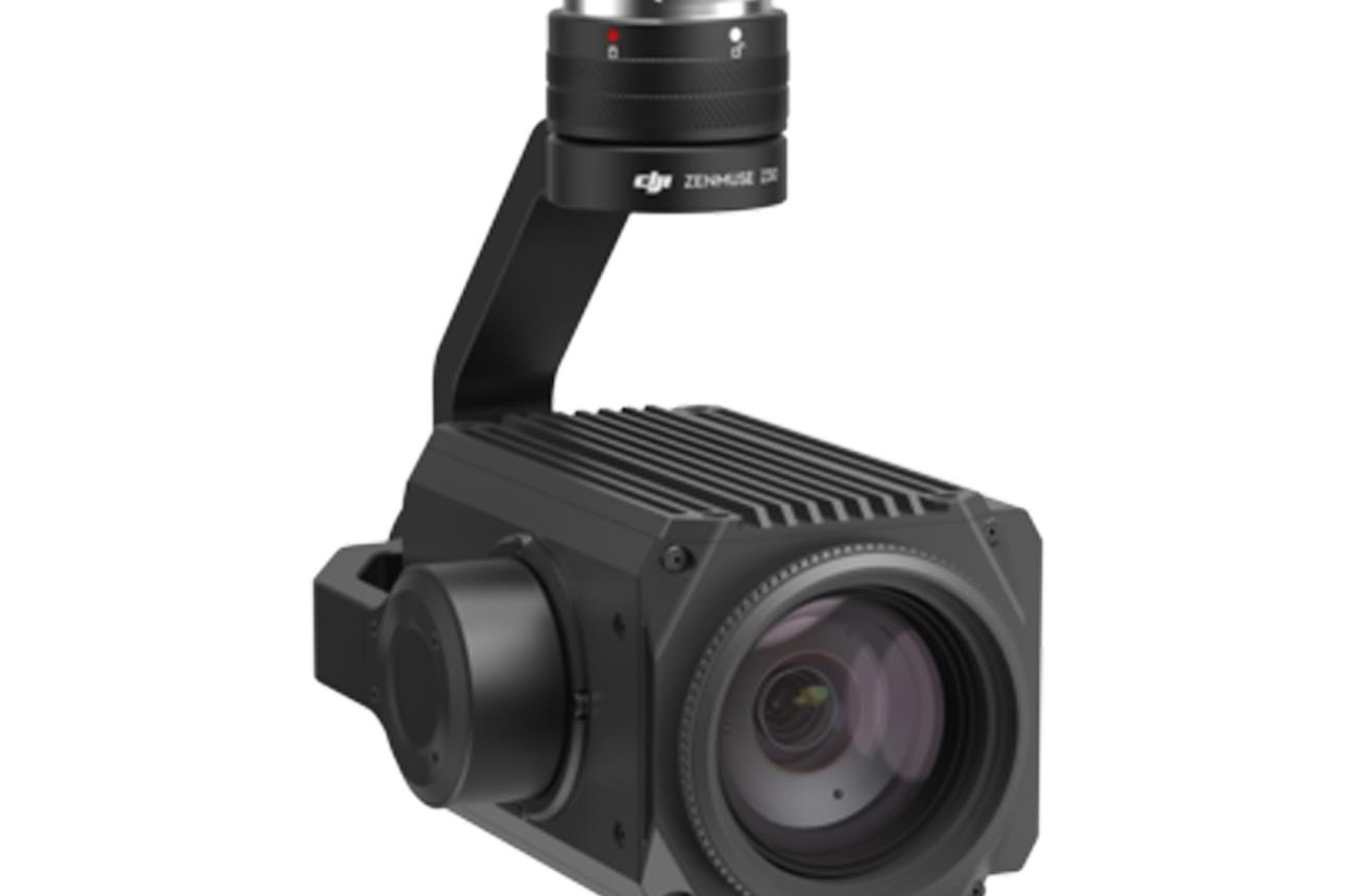 DJI Zenmuse Z30 Zoom Camera