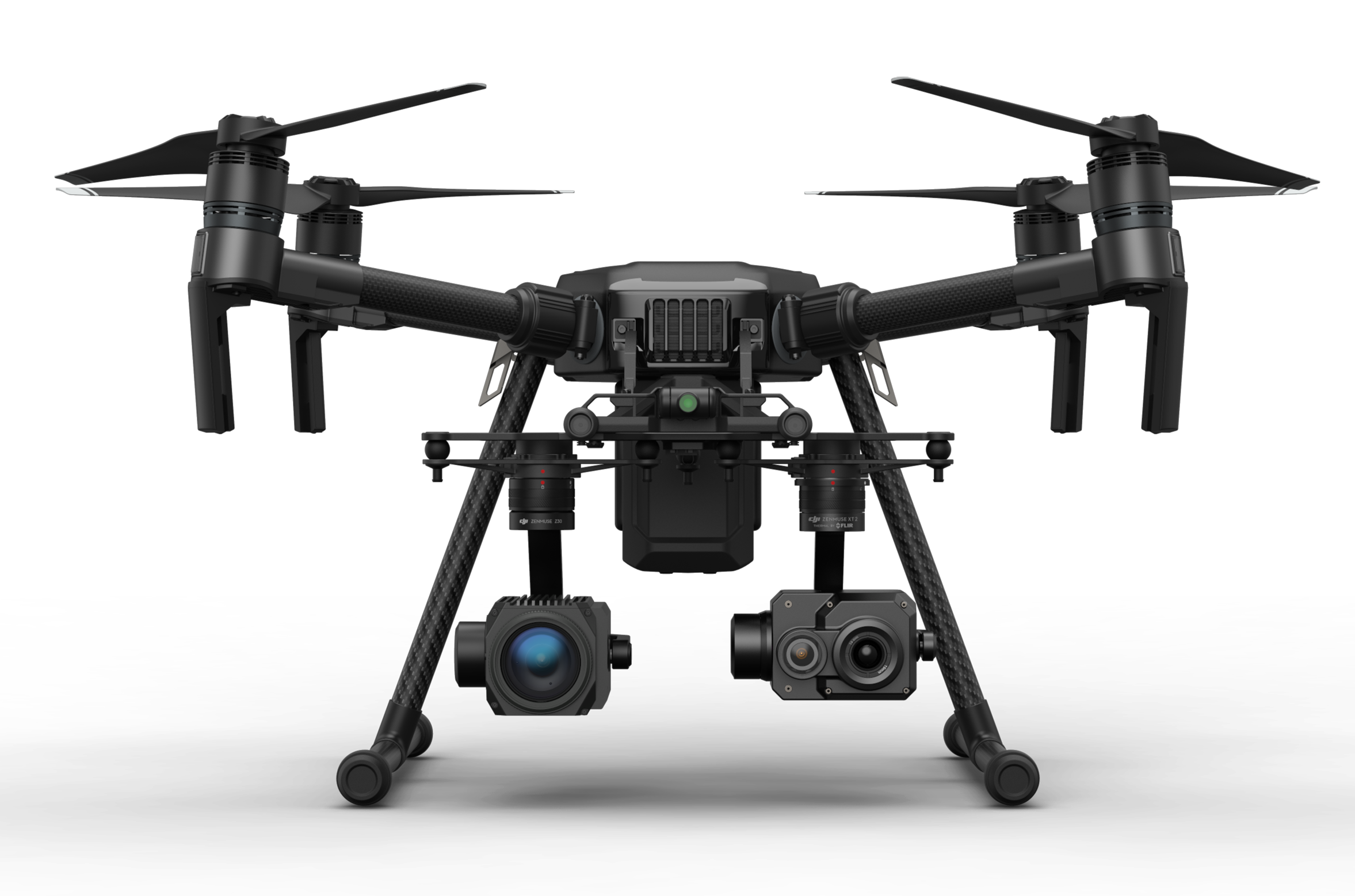DJI Matrice with Z30 Camera and XT2 Camera